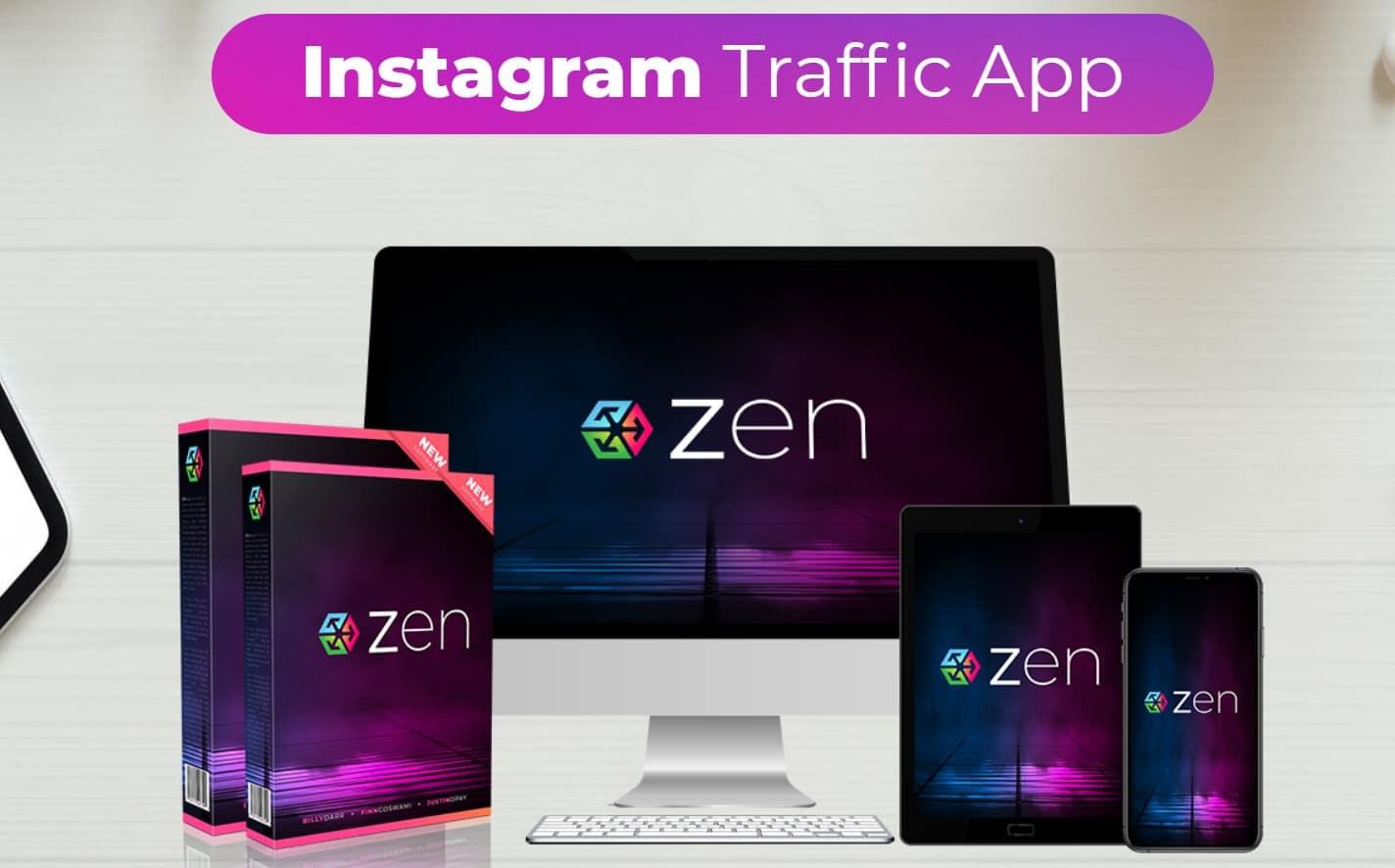 ZEN  review demo  and $4295 Bonus 👉 make money with instagram