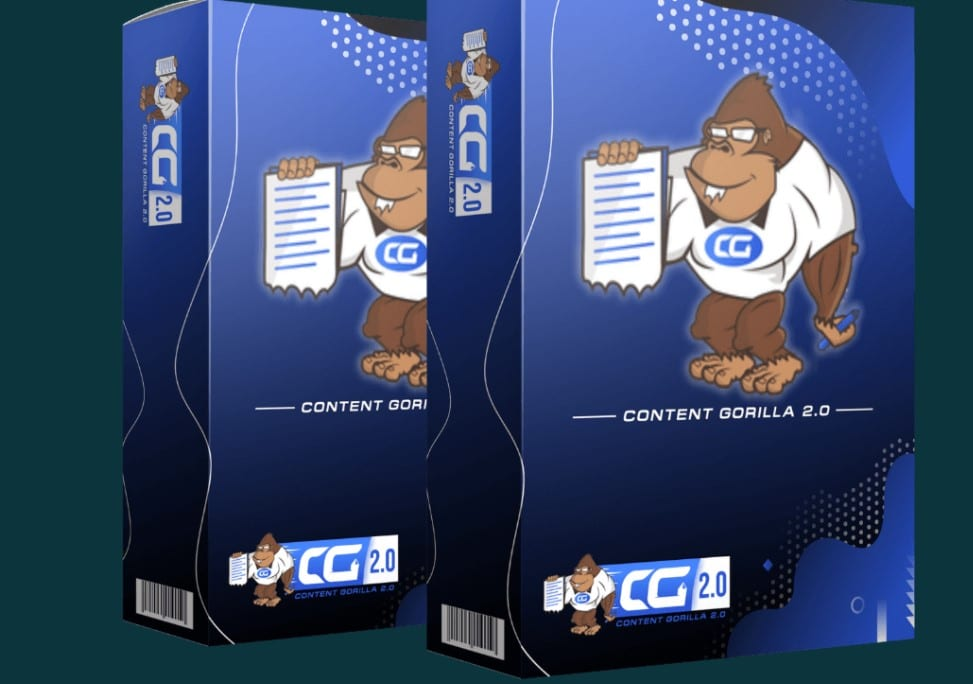 CONTENTGORILLA 2.0 review demo 👉Content Gorilla 2.0 👉 make money w/ content from videos