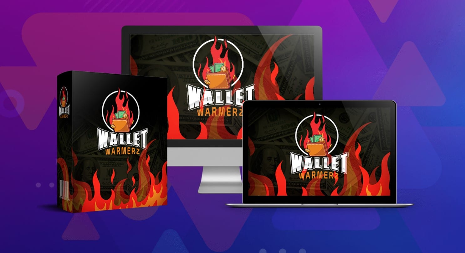 WALLET WARMERZ review demo and $4235 bonus 👉 11 topsellers to make money online
