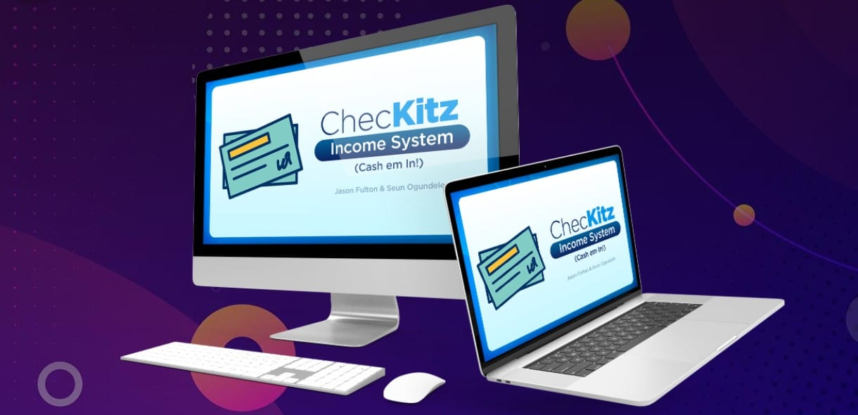 CHECKITZ review demo 👉 make money with viral money sites
