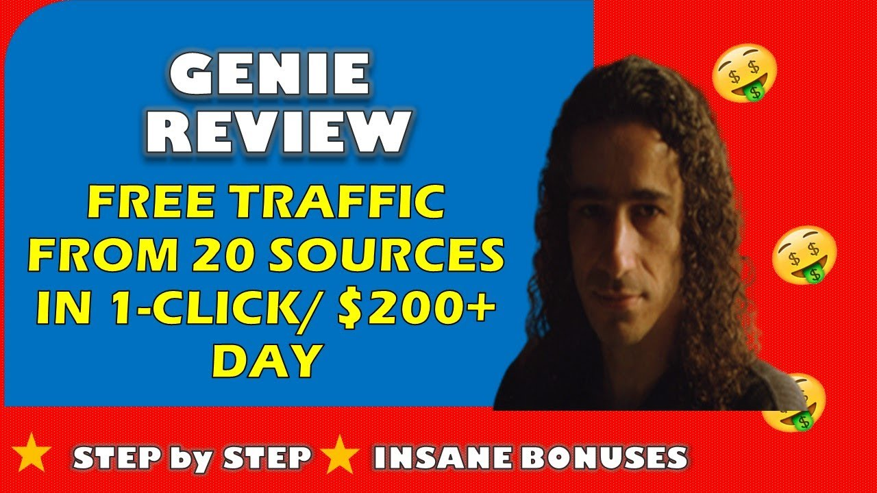 Genie Review Demo Genie Review Demo 🎥 Genie Review 👉Automation for Social, SMS,Email ,Messenger