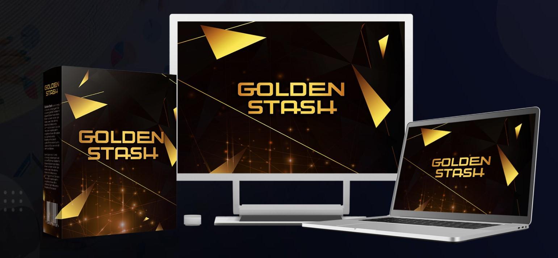 Golden Stash review demo   ♠️Stop♠️Check my $4235 GOLDEN STASH bonuses